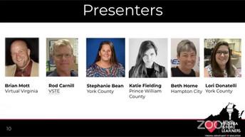 VDOE Tech Coaches Panel