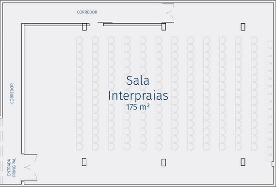 Sala Interpraias - Eventos Hotel Vieiras