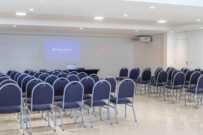 Salas de eventos - Hotel Vieiras