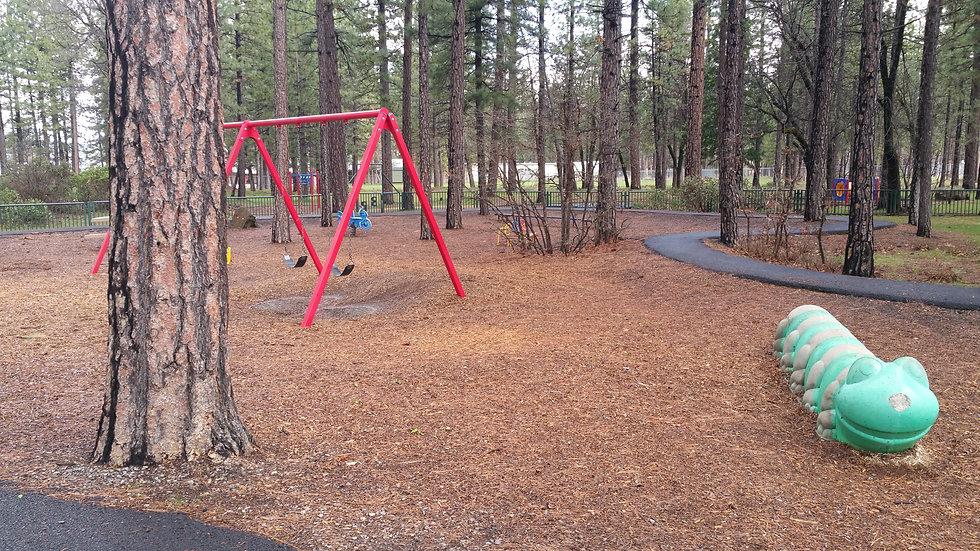 Bailey Park in Burney, CA