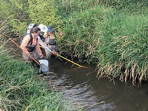 Monitoring Hat Creek
