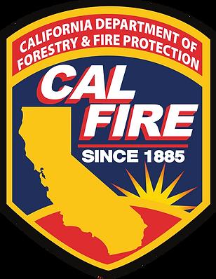 CAL FIRE logo