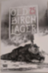 Old Birch Lager