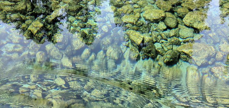 Ahjumawi Lava Springs
