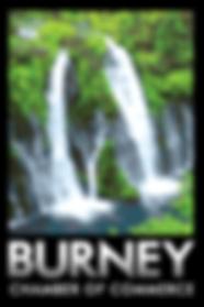 Burney Chamber of Commerce logo