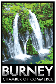 Burney Chamber of Commerce logo