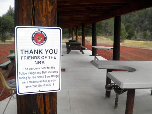 Hat Creek Rifle and Pistol Club