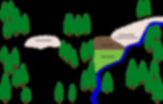 Depiction of diverse forest management