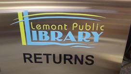EZ7446 at Lemont Public Library