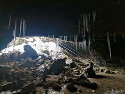 Subway Caves, Lassen N.F