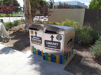 EZ5640 Library and Bookstore drop box