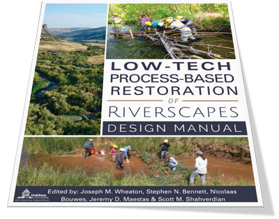 Low-tech process based restoration of riverscapes design manual