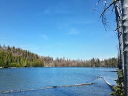 Eiler Lake, Thousand Lakes Wildernes