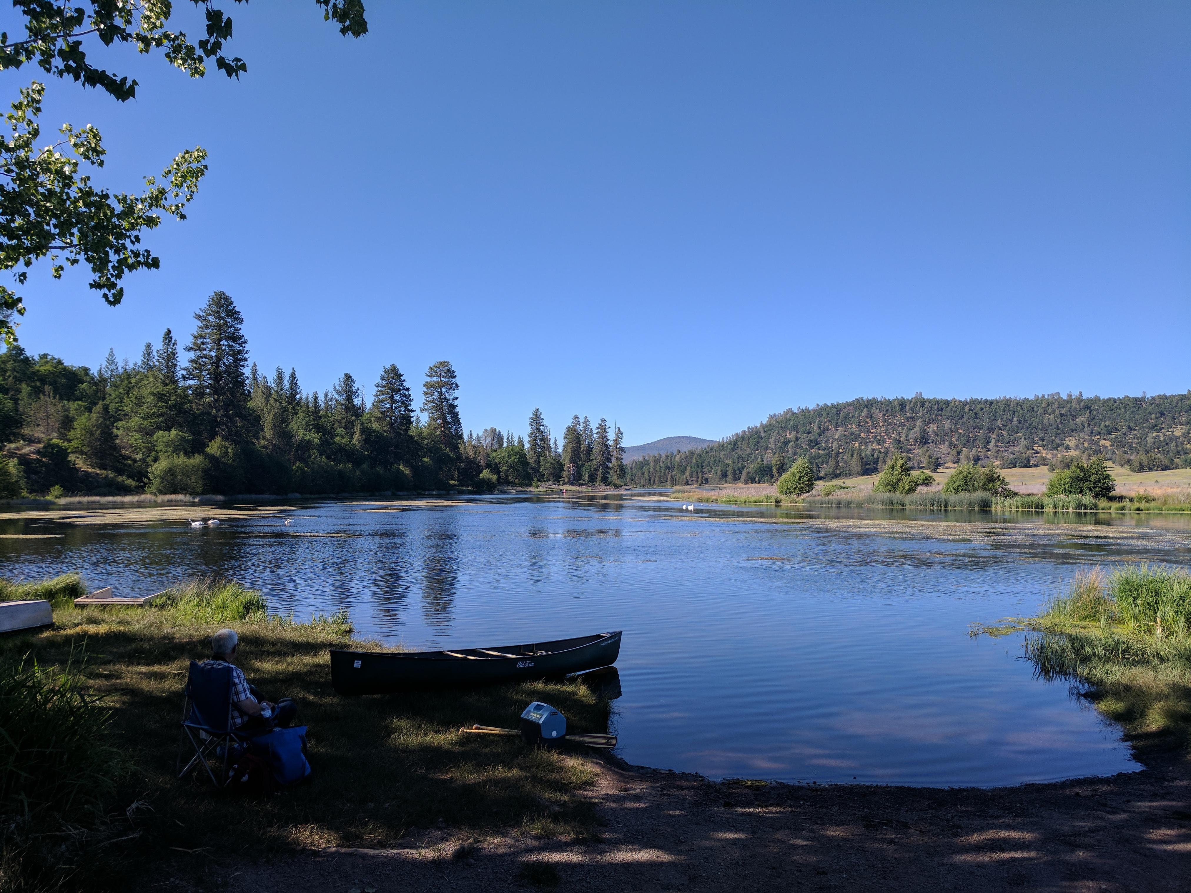 Baum Lake