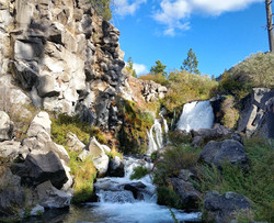 Lost Creek Falls, Lassen N.F