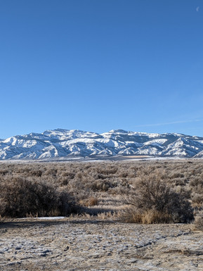 Winter Plateau Views