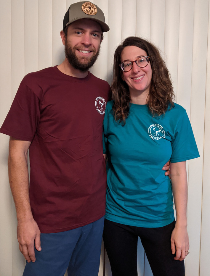 Athletic Maroon (M) & Team Teal (S)