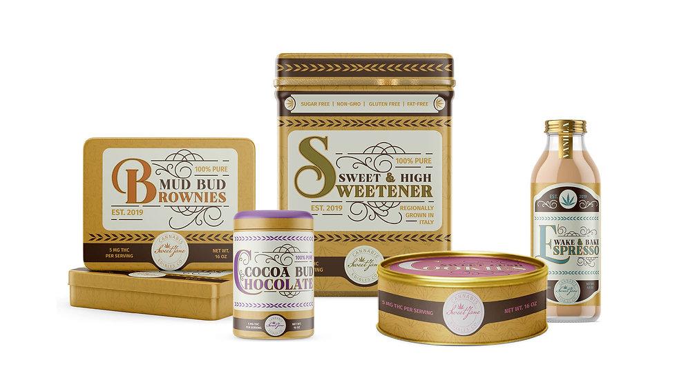 Sweet Jane Foodline