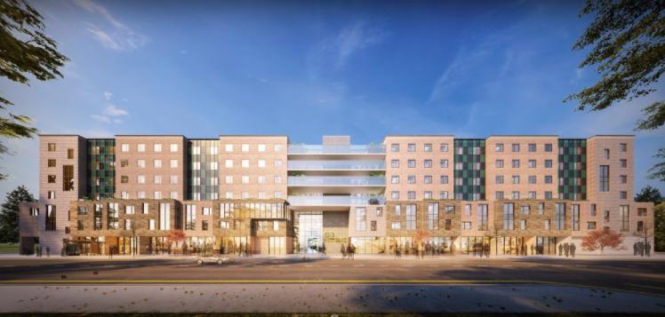 Carpenters donate $1 million to build long-term care centre in Toronto's Portuguese community