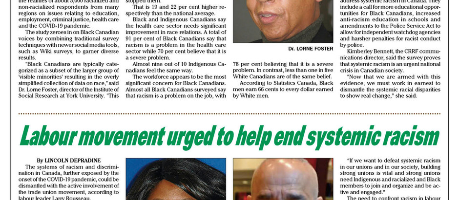 Share Magazine: Bromley Armstrong Awards! Labour to challenge racism and more!