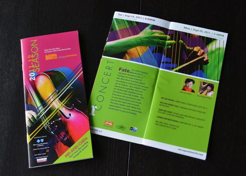 Chicago Sinfonietta brochure