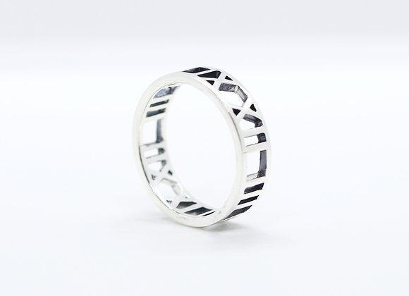 Numerals Ring