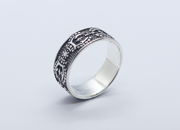 Tibetan Prayer Wheel Band