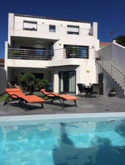 Maison luxe saisonnière La Rochelle