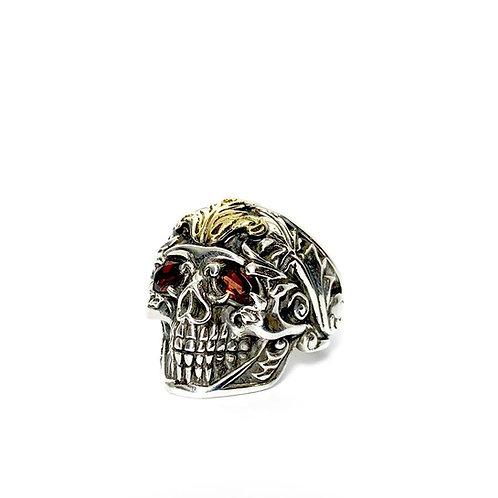 Skull Baroque