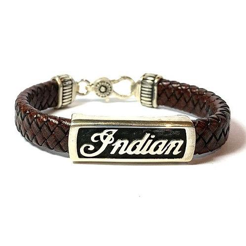 Bracelet Indian Marron Big Modèle