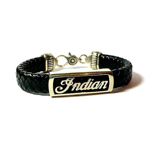 Bracelet Indian Noir Big Modèle