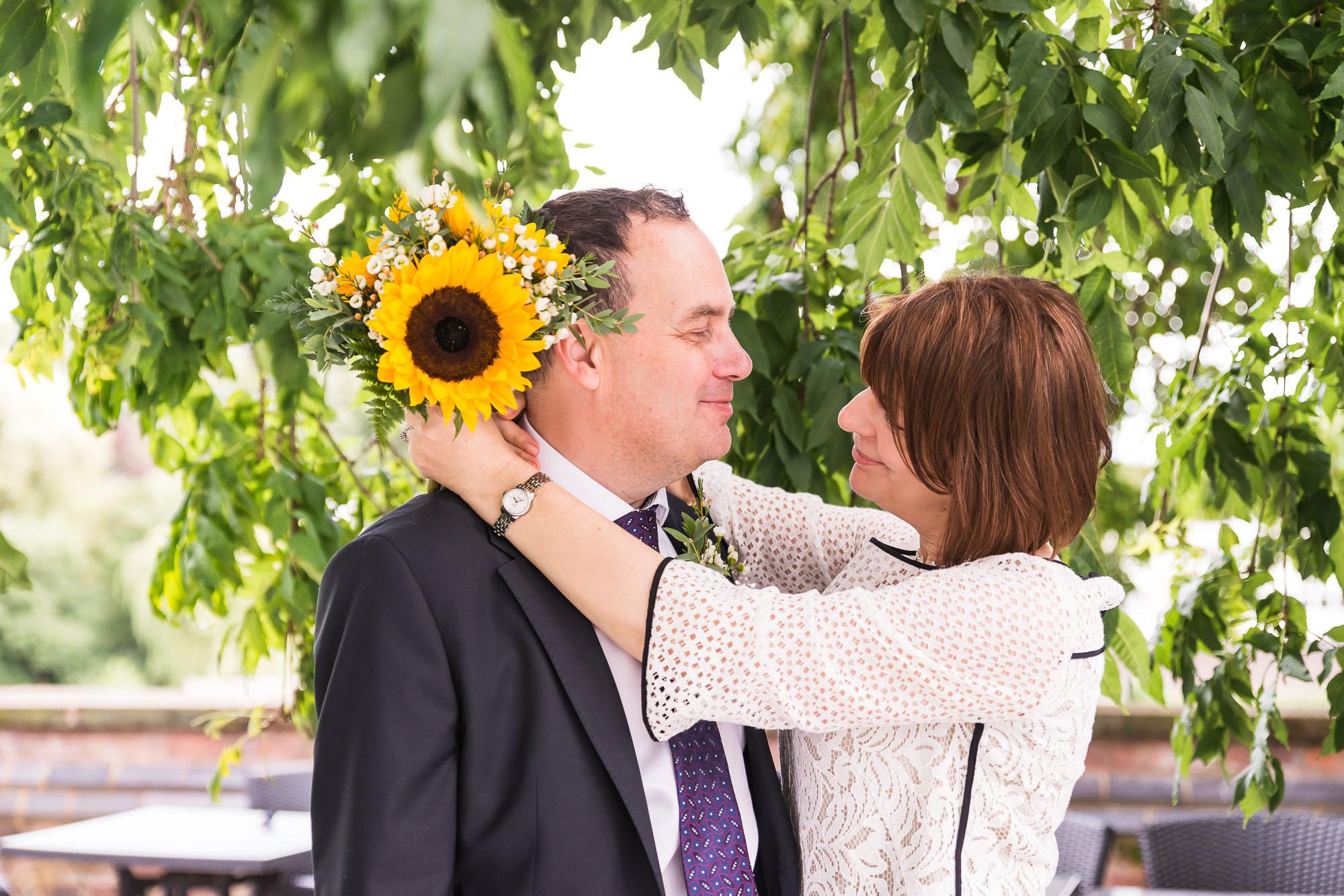 Sue & Mark