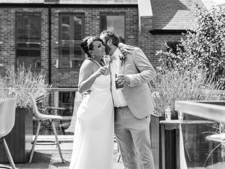 Oddfellows Wedding Photography in the summertime