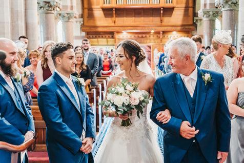 wedding photographer St Paul's