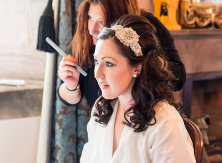 Wedding Photography- Wedding Day Make up.