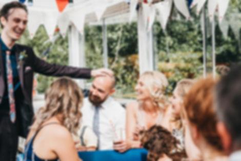 Oddfellows Chester Wedding Photo