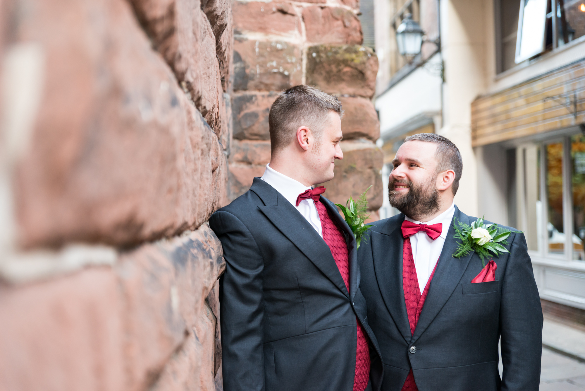 same sex wedding photography chester