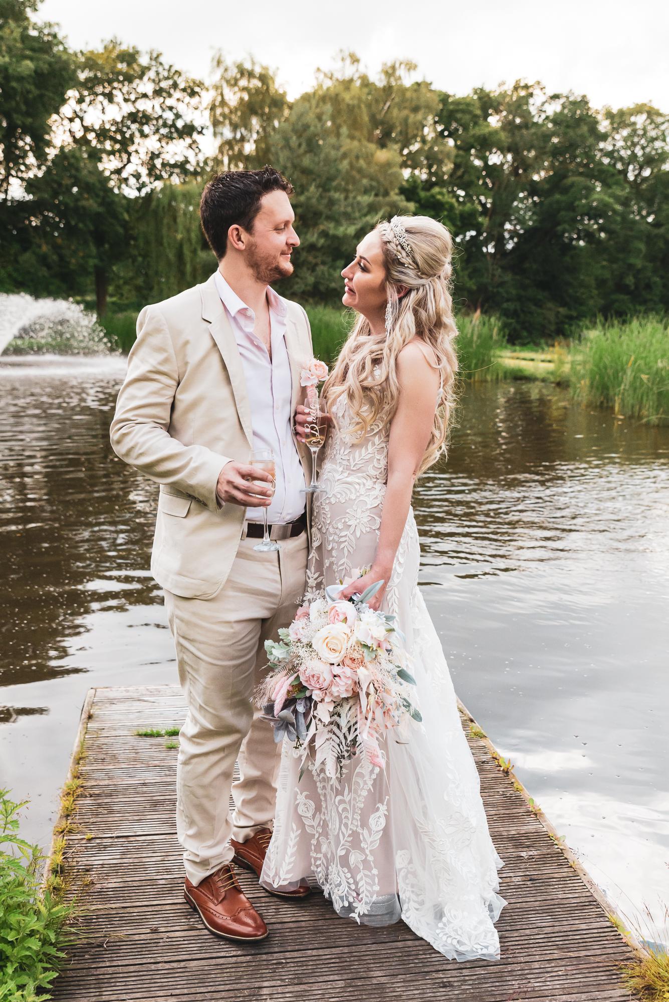 The Love Shack wedding photography