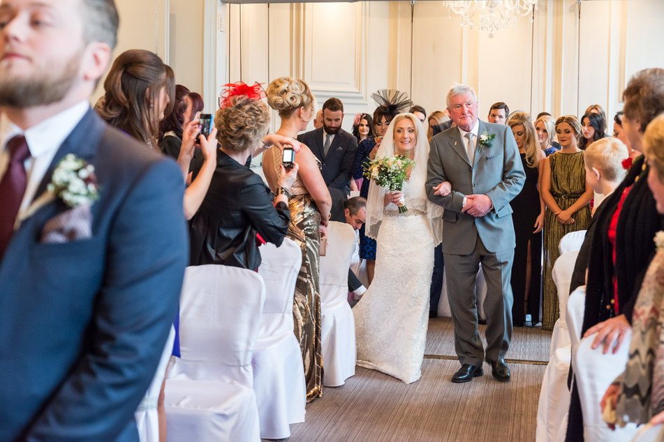 Alanah & Mike Oddfellows Wedding Photography