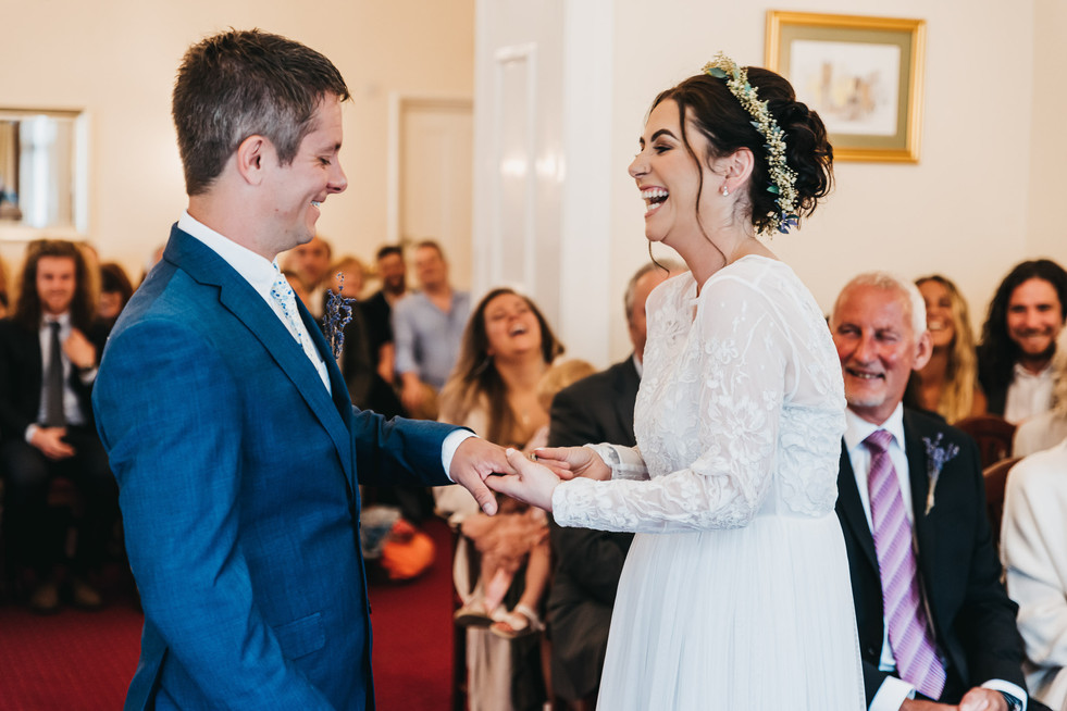 Wedding Ceremony Mold Registry Office