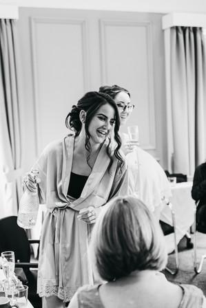 Doubletree Hilton Chester Wedding Photographer
