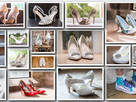 Wedding Shoes, Style or Comfort?