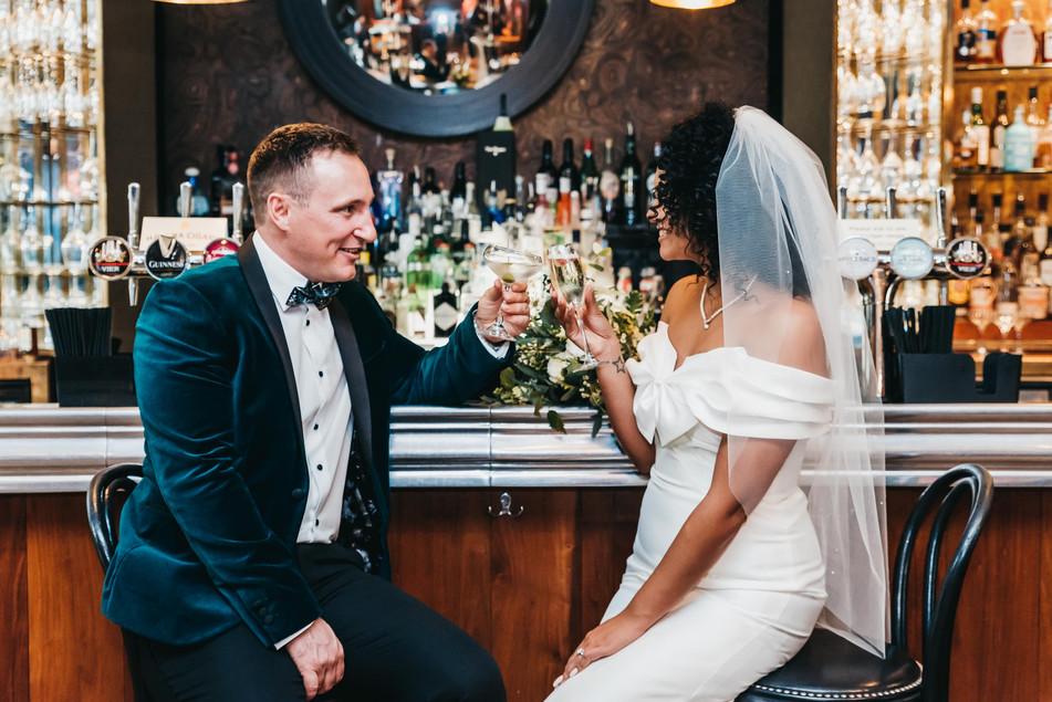 Victoria & Andrew Oddfellows Chester wedding photos