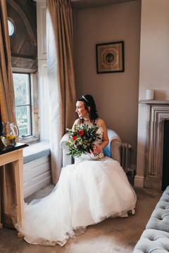 Soughton Hall Wedding Photography-