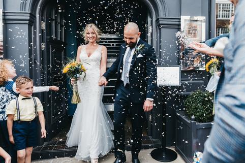 Laurie & James Oddfellows Wedding
