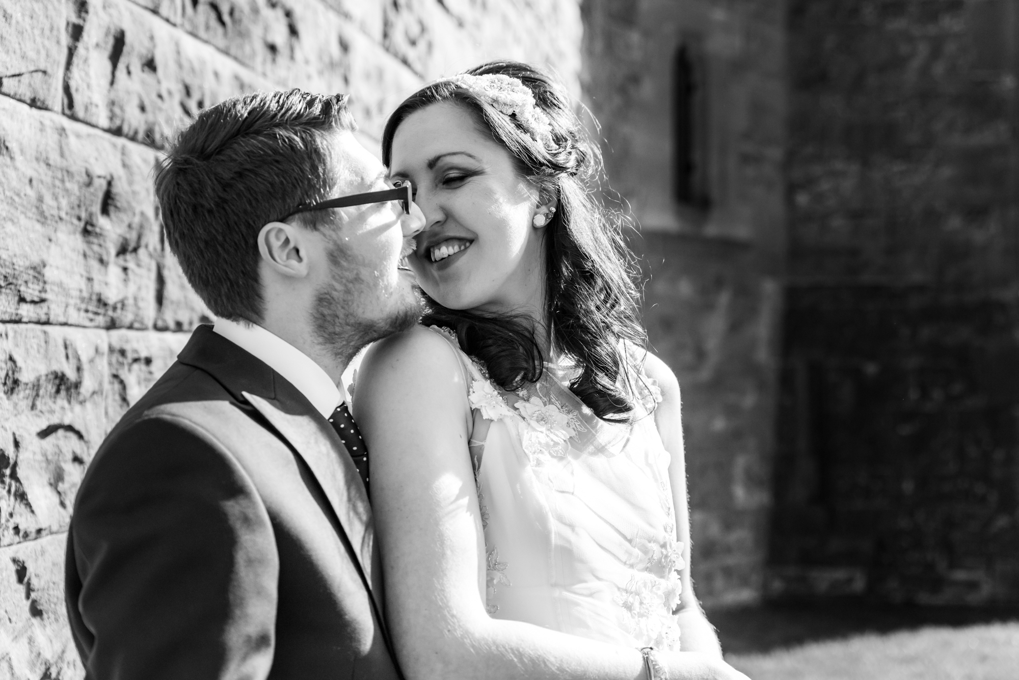 Peckforton Castle Wedding Photograph