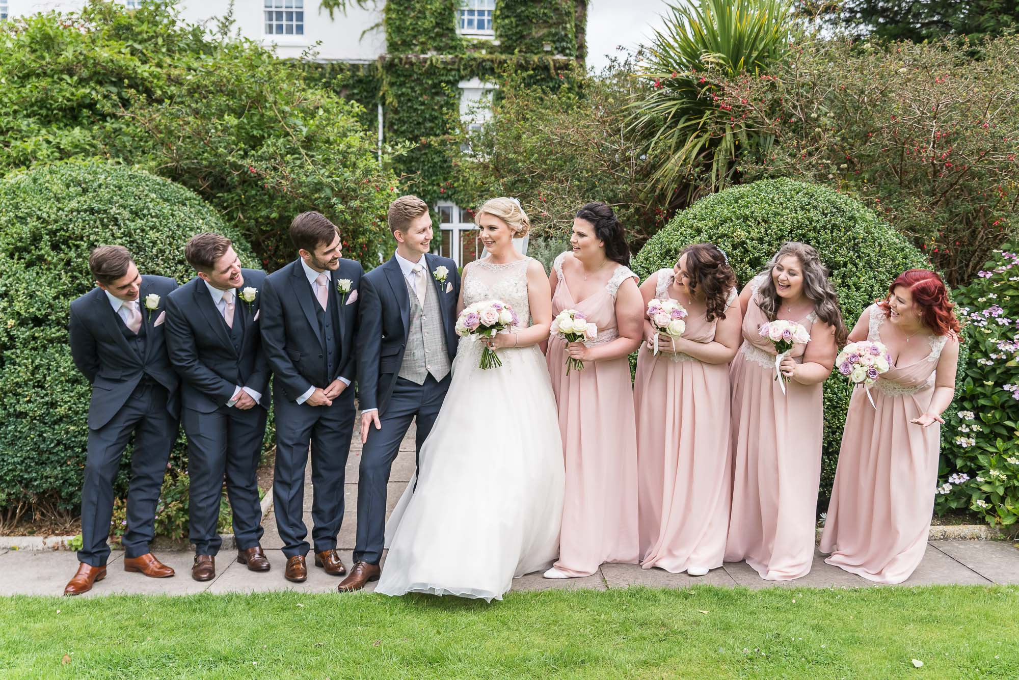 Rowton Hall Wedding Photographer