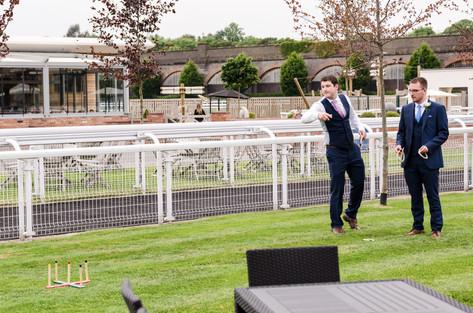 Chester Racecourse Wedding Photography