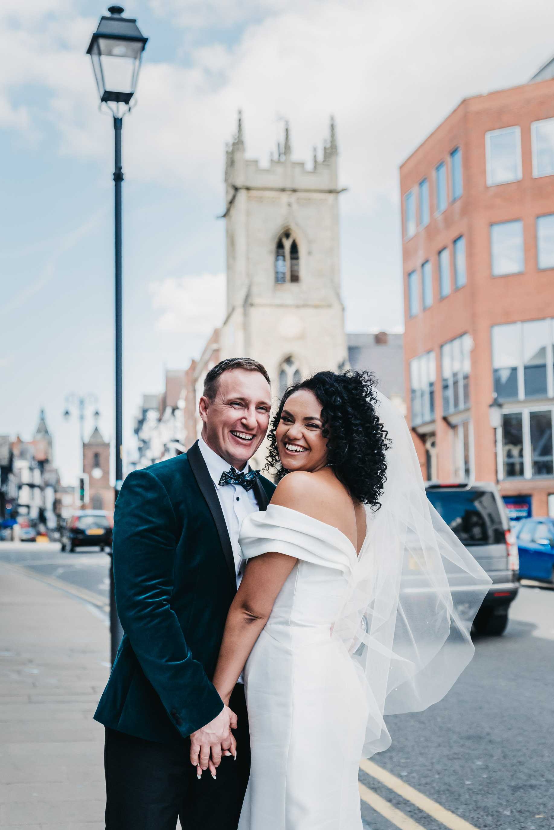 Oddfellows Chester wedding Photo