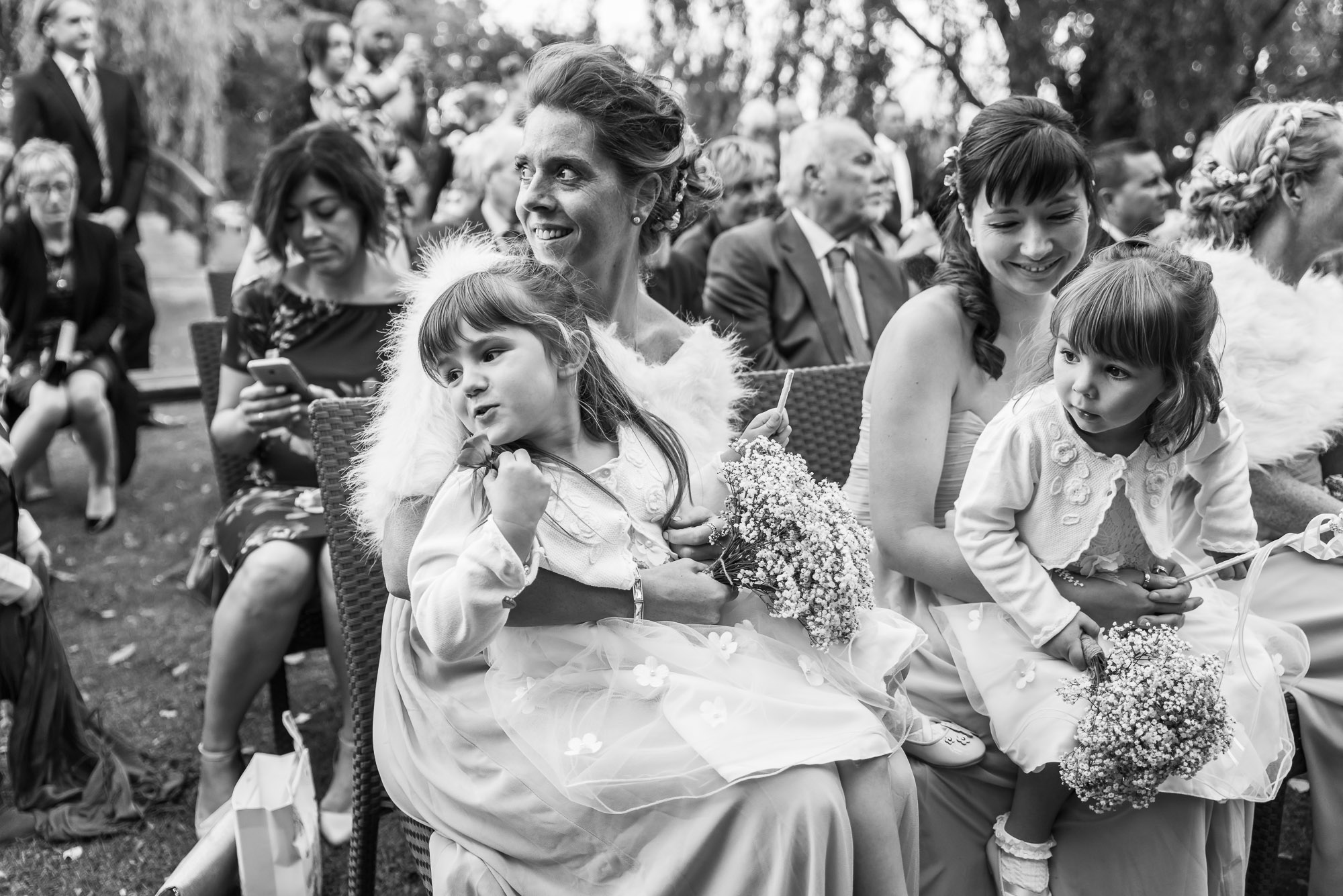 Manley Mere Wedding Photography